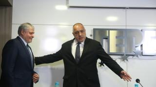 Борисов дава две места на СДС в евролистата