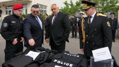 Полицията се сдоби с ново техническо оборудване