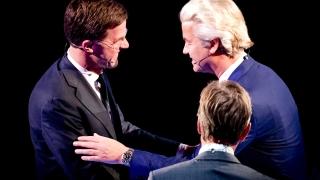 Изравнени сили между либерали и националисти в Холандия ден преди изборите
