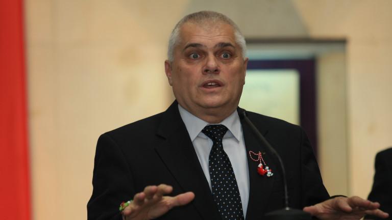 Радев: МВР не може да купува камери за общините