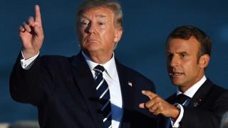 """НАТО и """"разрушителният"""" френски президент"""