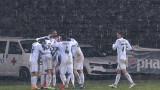 Славия - Ботев (Враца) 0:1, гол на Златински