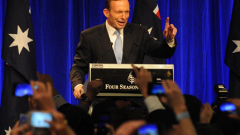 Тони Абът положи клетва като премиер на Австралия