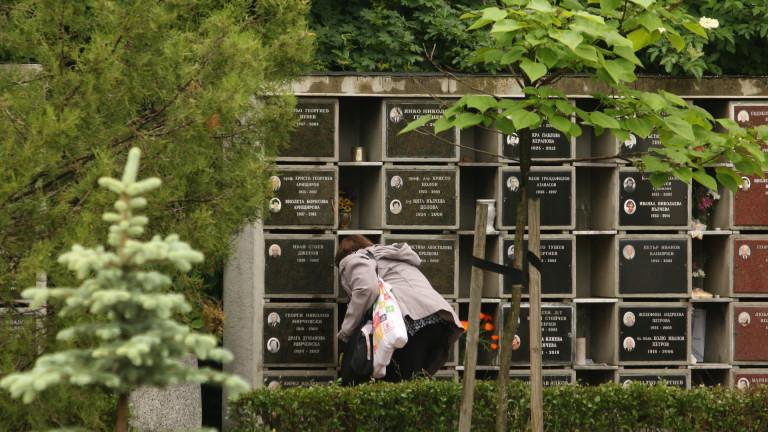 Защо няма филтри крематориумът на Централните софийски гробища, питат от АБВ