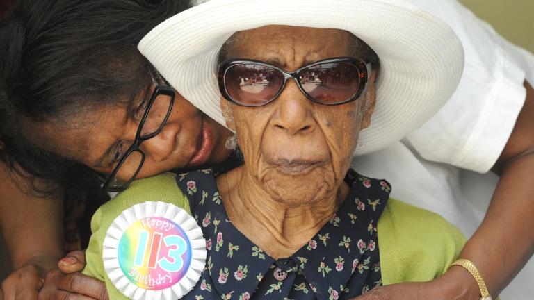 На 116 г. почина най-възрастният човек в света