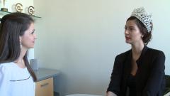 """""""Мис България 2016"""" Габриела Кирова: Не всички ми честитиха титлата (ВИДЕО)"""