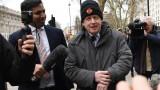 Борис Джонсън обяви, че ще се бори за поста на Тереза Мей