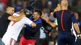 Албания продължава да подклажда напрежението преди мача със Сърбия