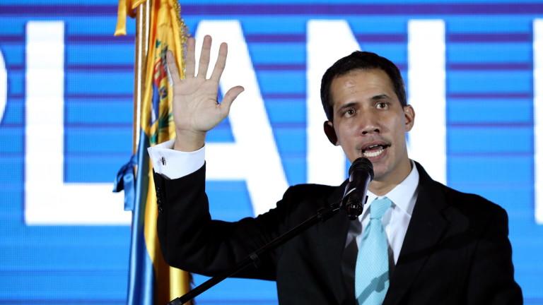 Гуайдо отсече: Опозицията във Венецуела отказва да води диалог с правителството