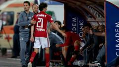ЦСКА забива Диего Фабрини на пейката?
