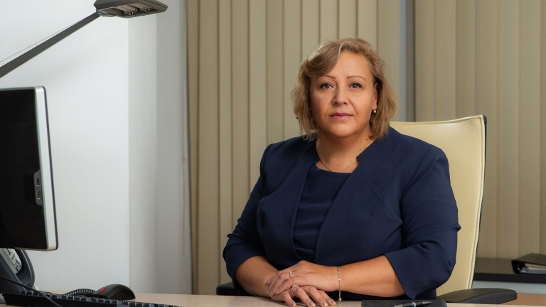 Здравка Русева, член на управителния съвет и изпълнителен директор на