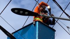 Китай може да спре тока на Филипините, буквално