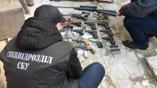 Пресякоха сделка с оръжие и боеприпаси в Одеса
