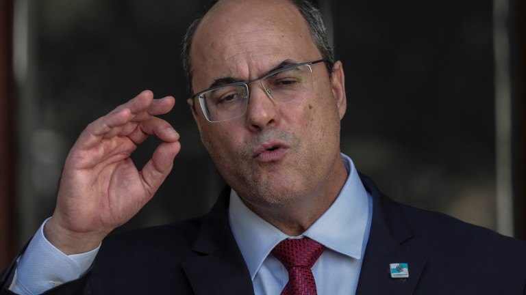 COVID-19 свали губернатора на Рио де Жанейро