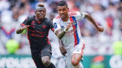 Лион пропиля два гола преднина срещу новак и остава без победа в Лига 1