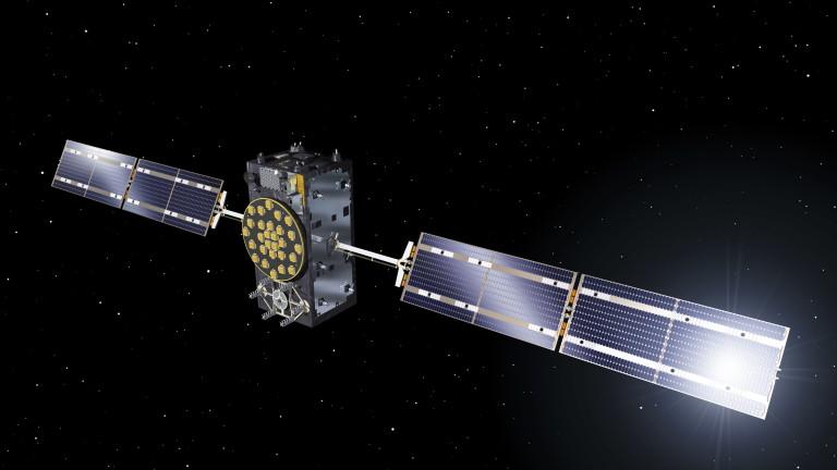 Системата за спътникова навигация