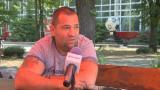 Животното пред Topsport.bg: Дучето е боклук, много жалък лицемер! (ВИДЕО)