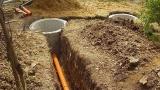 Жители на Волуяк протестираха заради липса на канализация и водопровод
