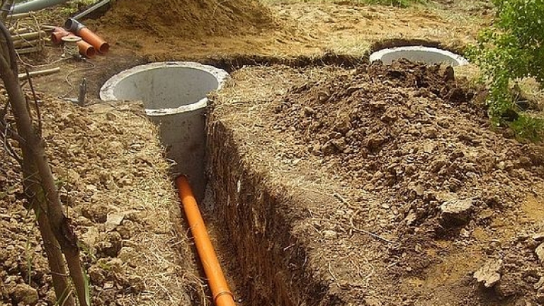 Руши се пречиствателна станция и канализация в силистренско село