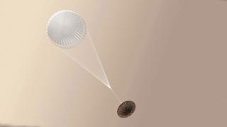 """Сондата """"Скиапарели"""" се разбила на повърхността на Марс с над 500 км/ч"""