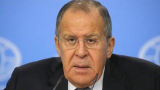 Обвиняват Русия за намеса по света, Сърбия - за всичко на Балканите, недоволен Лавров