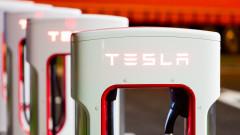 Tesla пусна станция за бързо зареждане на електромобили в Берлин - 120 км за 5 минути