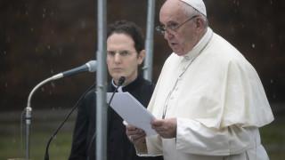 Папа Франциск: културата е застрашен вид
