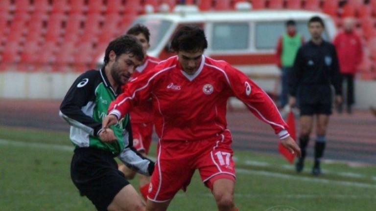 Бившият футболист на ЦСКА Мартин Керчевдаде интервю заEvima Sport. Той