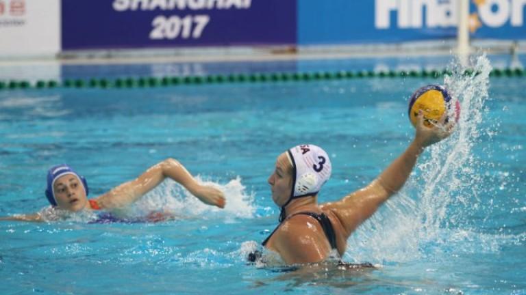 Ватерполистките на САЩ се класираха за четвъртфинал на Световното първенство