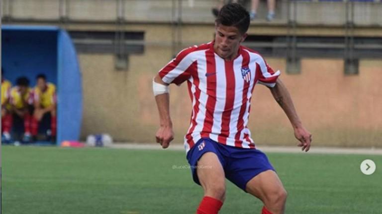 Най-младият син на Диего Симеоне дебютира с гол за дубъла на Атлетико