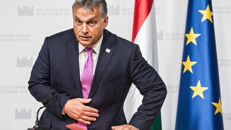 Орбан и ЕНП или пушката като патерица