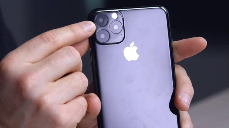 Ето как ще изглежда iPhone 11 Max