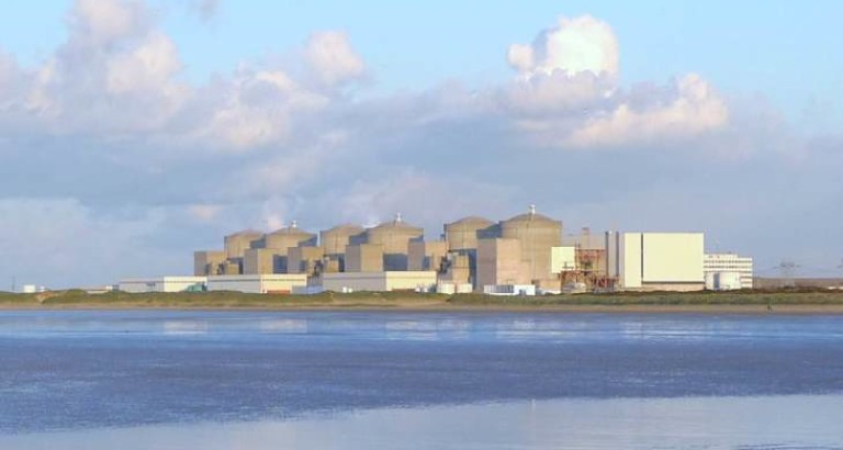 Gravelines Nuclear Power Plant