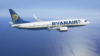Авиокомпанията Ryanair е сред топ замърсителите в Европа