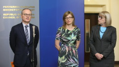 Лозан Панов отива и в парламента да убеждава за съдебна реформа