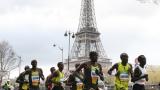 Етиопец спечели маратона на Париж