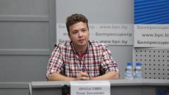 Роман Протасевич и София Сапега поставени под домашен арест