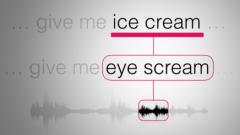DeepGram вади изречения или ключови думи от аудио и видео файлове