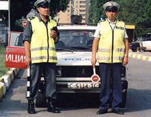 Шофьор избяга пешком от полицаите