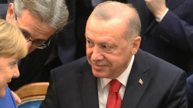 Вече няма съмнения относно ролята на Турция за изпращане на