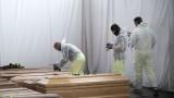 Италия отчете най-висока смъртност през 2020 г. от ВСВ