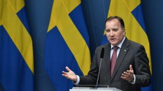 Швеция налага частична блокада за първи път от началото на пандемията