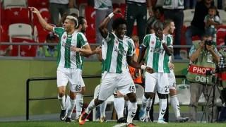 Коняспор на Мехди Бурабия с дебютен успех в Лига Европа (ВИДЕО)