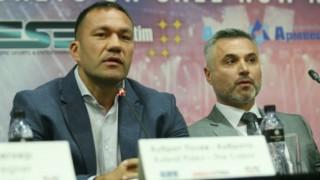 Ивайло Гоцев: Кобрата ще затвори устата на клоуна Тайсън Фюри