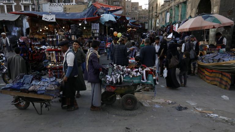 Саудитска Арабия в сряда обяви двуседмично примирие в Йемен на