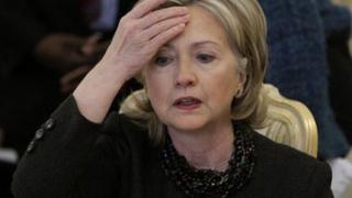"""Клинтън """"обеща"""" - без сухопътни US войски в Либия"""