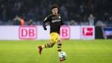 Санчо: Истински щастлив съм, че играя за Борусия (Дортмунд)