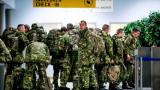 Четирима войника от НАТО ранени в катастрофа в Норвегия
