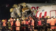 Трима загинали и 157 ранени при самолетната катастрофа в Истанбул