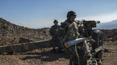 Сирийската армия влезе в крепост на бунтовници в провинция Латакия
